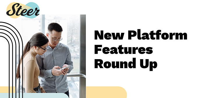 New Product Features Round Up Template