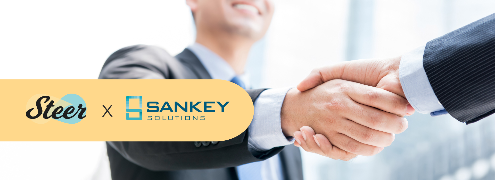 Steer Platform and Sankey Solutions Partnership