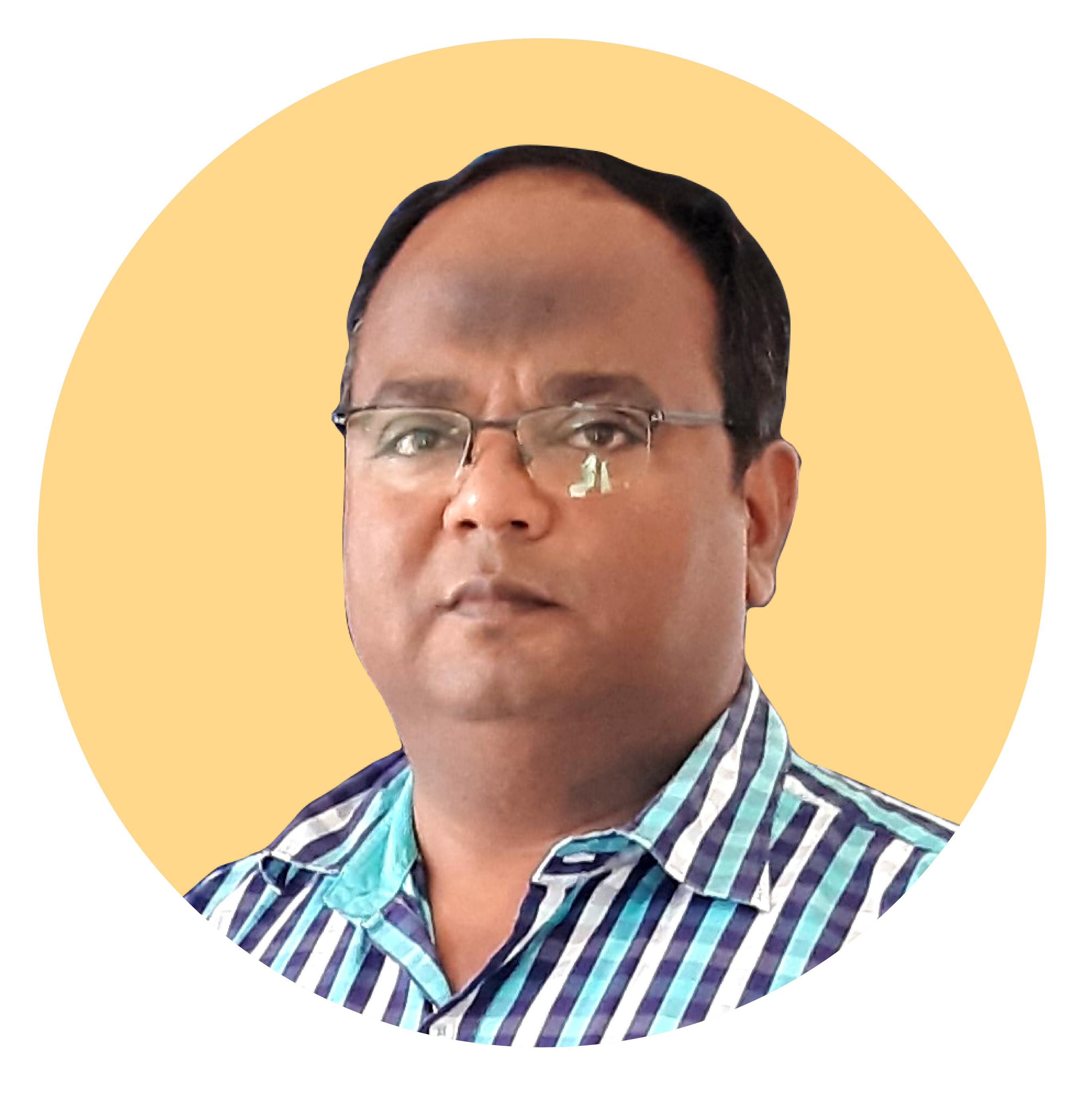 Image of Shatrujeet Swain